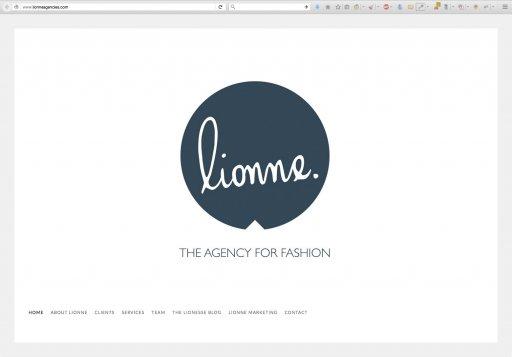 Lionne Website Mark Hinxman